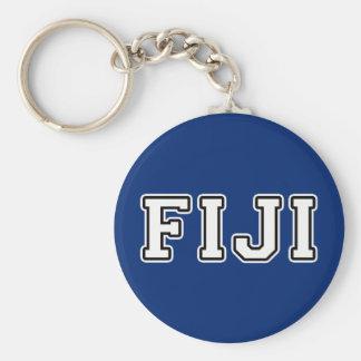 Porte-clés Les Fidji