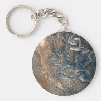 Porte-clés Les nuages de Jupiter
