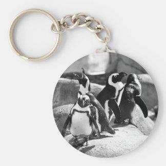 Porte-clés Les pingouins
