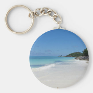 Porte-clés les Seychelles stupéfiantes