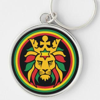 Porte-clés Lion de Rastafari Dreadlocks de Judah
