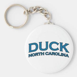 Porte-clés Logo des textes de voûte de la Caroline du Nord de