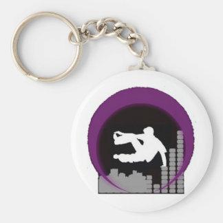 Porte-clés Logo l'aucune BG