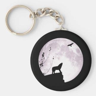 Porte-clés Loup-garou et porte - clé d'Eagle