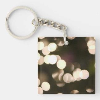 Porte-clés Lumières de scintillement