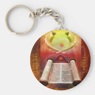 Porte-clés Luna Torah