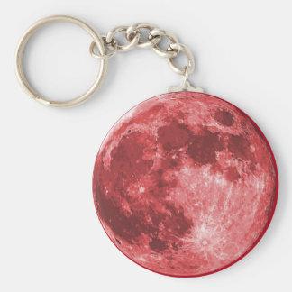 Porte-clés Lune de sang