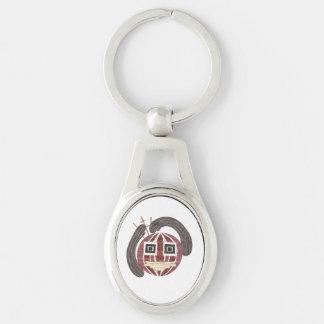 Porte-clés M. Bauble Metal Keyring