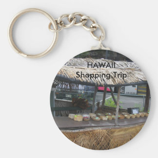 Porte-clés Magasin hawaïen de bord de la route