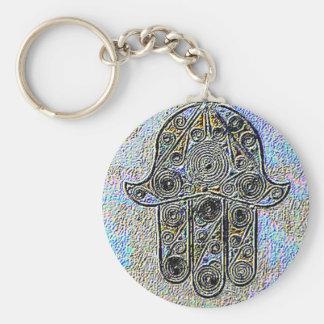Porte-clés Main de porte - clé de Fatima