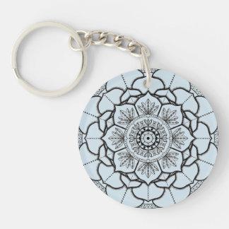 Porte-clés Mandala de manne