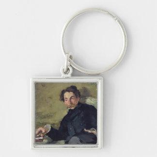 Porte-clés Manet   Stephane Mallarme 1876