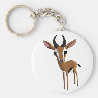 Porte-clés Mangue la gazelle