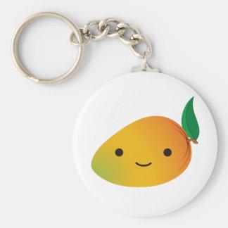 Porte-clés Mangue mignonne de Kawaii