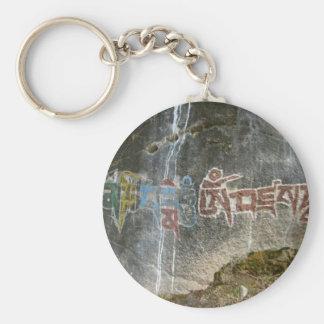 Porte-clés Mani lapident - l'incantation de bourdonnement de