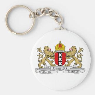 Porte-clés Manteau d'Amsterdam des bras