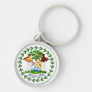 Porte-clés Manteau de Belize de porte - clé de bras