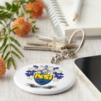 Porte-clés Manteau de crête de famille de McPherson des bras