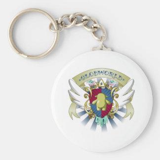 Porte-clés Manteau de Globby des bras