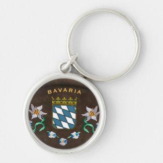 Porte-clés Manteau de la Bavière des bras