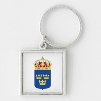 Porte-clés Manteau de la Suède de porte - clé de bras
