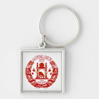Porte-clés Manteau de l'Afghanistan de porte - clé de bras