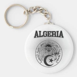 Porte-clés Manteau de l'Algérie des bras