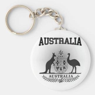 Porte-clés Manteau de l'Australie des bras