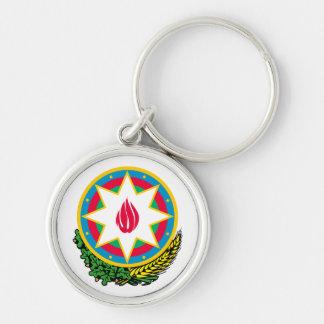 Porte-clés Manteau de l'Azerbaïdjan de porte - clé de bras