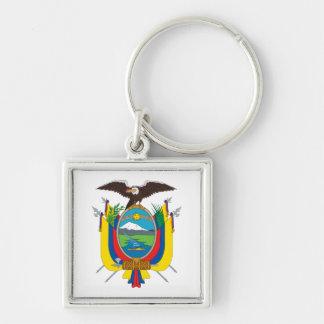 Porte-clés Manteau de l'Equateur de porte - clé de bras