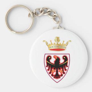 Porte-clés Manteau de Trentino (Italie) des bras