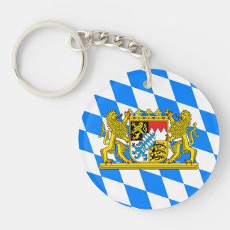 Porte-clés Manteau des bras bavarois