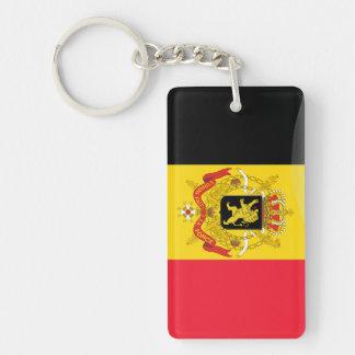 Porte-clés Manteau des bras belge