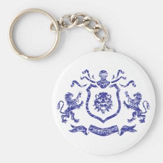 Porte-clés Manteau des bras médiéval - porte - clé