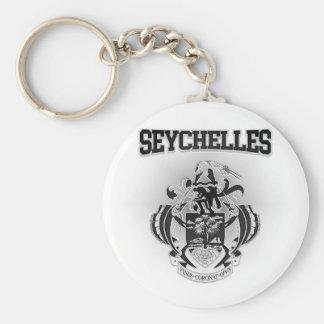 Porte-clés Manteau des Seychelles des bras
