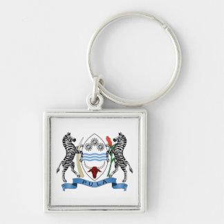Porte-clés Manteau du Botswana de porte - clé de bras