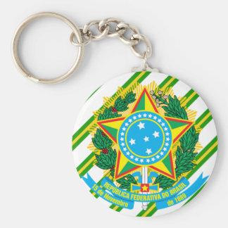 Porte-clés Manteau du Brésil des bras