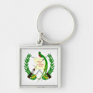 Porte-clés Manteau du Guatemala de porte - clé de bras
