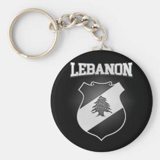 Porte-clés Manteau du Liban des bras