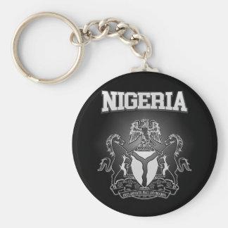 Porte-clés Manteau du Nigéria des bras