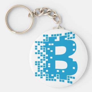 Porte-clés Marchandises de Bitcoin