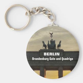 Porte-clés Massif de roche de BERLIN Brandenburger