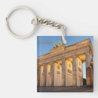 Porte-clés Massif de roche de Brandenburger à Berlin
