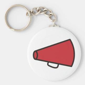 Porte-clés Mégaphone
