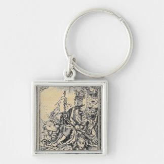 Porte-clés Ménagerie d'empereur Maximilian