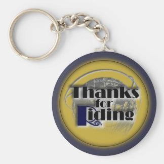 Porte-clés Merci pour porte - clé de monte