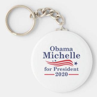 Porte-clés Michelle Obama 2020