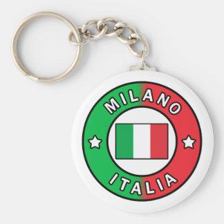 Porte-clés Milan Italie