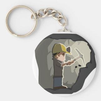 Porte-clés Mineur