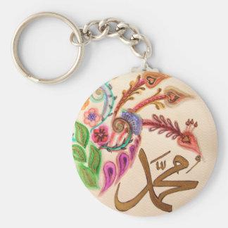 Porte-clés Mohamed (la paix soit sur lui)